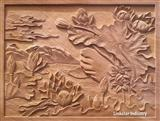3D Natural Sandstone Texture Wall Panels