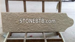 3D natural stone interior feature wall covering panels