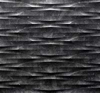 Cheap 3D Interior Black Marble wall covering tiles