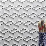 3d decorative marble textured wall cladding tile