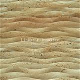 3d natural travertine wall art model