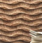 3d cnc rosso verona stone interior wall tile