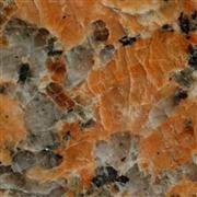 Maple leaf red granite