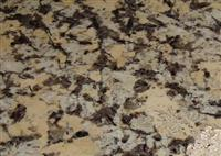 Chinese Granite, Crystal Yellow