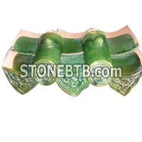 Chinese style roof tiles