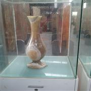 DL Stone Vase ,Yellow Onyx Vase