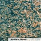 Automn Brown granite
