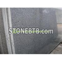 Silver Grey Granite G640 Polished Slabs