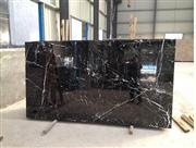 New Nero Marquina Marble Flooring