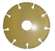 Vacuum Brazed Diamond Saw Blade