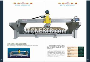 KTY3 350 Bridge Sawing Machine