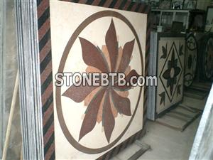 Stone Mosaic Table,Marble Mosaic Tabletops