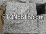 Light Grey Granite Mushroom Stone