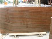 China wooden marble slab