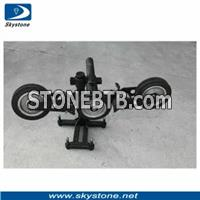 Pulley for Concrete Cutting
