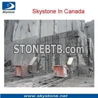 Wire Saw Stone Cutting Machine for Granite Quarry