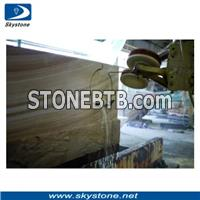 Diamond Wire for Marble Profiling