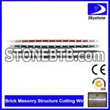 Diamond Wire Saw for Concrete /Steel Cutting