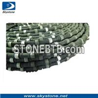 Granite Quarry Sintered Pre-Opened Diamond Wire Saw From Skystone
