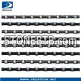 Electroplated Diamond Wire, Diamond Wire Saw for Concrete Cutting