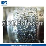 Skystone Electroplated Bead, Top Quality Diamond Beads for Marble Quarrying.