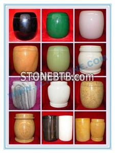 Stone Funeral Urns