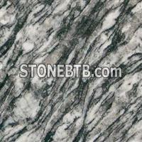 Spray White Granite Tile