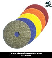 Electroplated Diamond Polishing Pads