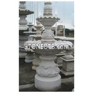 Stone Fountain Sculpture (GFT-103)