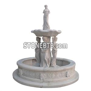 Marble Fountain (GFP-068)
