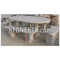 Stone Furniture -Table and Chair(GT-507)