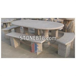 Stone Furniture Table and Chair GT 507
