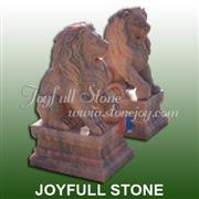 Marble Lions(KQ-371-1)