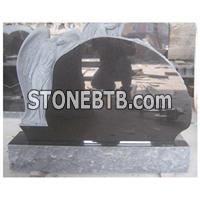 Shangxi-Black Angel Tombstone(MS-020)