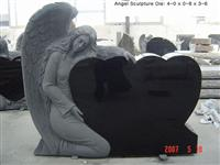 Angel Double Heart