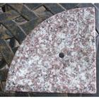 Granite Soap Dish(Red granite)