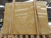 Imperial Yellow Marble Tiles