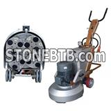 220V Single Phase Planetary Marble Stone Floor Polishing Machine