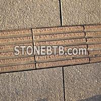 G354 Granite Cubes, Setts
