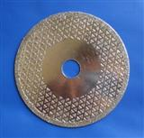 Diamond Saw Blade With Two Sides Pyramid