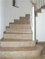 Marble Step Stairs