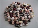 Mixed Color Pebble, Red Pebble