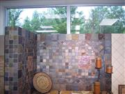 Multicolor Slate Wall Tile