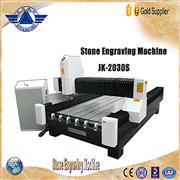 Heavy duty and T lathe bed stone carving cnc engraving machine