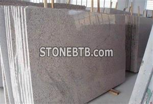 Tiger Skin Rust Granite slab
