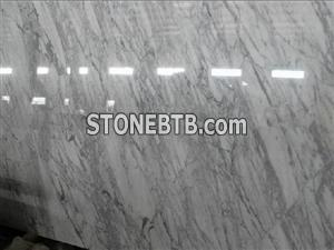 Carrara White Slab