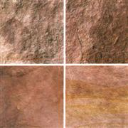 Chinese natural brown slate tile
