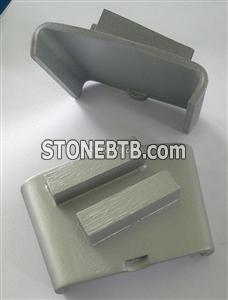 HTC abrasive blocks