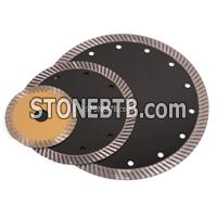 Turbo saw blades