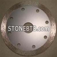 sintered diamond saw blade
